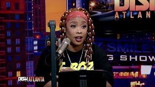 EXCLUSIVE: DA BRAT SIDES WITH REMY MA IN NICKI MINAJ FEUD