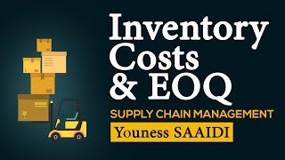 Supply Chain Management - Inventory costs &  EOQ