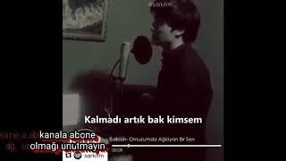 Omuzumda Ağlayan Bir Sen Duygusal şarkı Sakosh