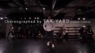 "TAK-YARD(SAGGA FLIKKA) ""Fall Back 2U/Chromeo""@En Dance Studio SHIBUYA"