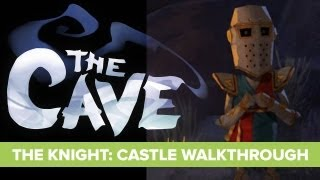 The Cave Knight Walkthrough - Knight Quest - The Castle