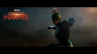VIDEO: CAPTAIN MARVEL – Intergalactic War Featurette
