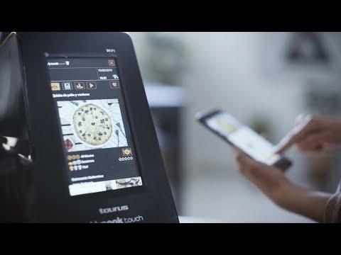 Robot de Cocina Mycook Touch Taurus Negro
