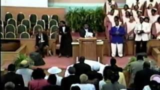 "Pastor Eddie D. Smith Sr., ""A Charge To Keep I Have"" Ole Meter Hymn"