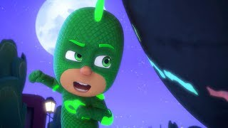 PJ Masks Full Episodes | GEKKO AND THE ROCK OF ALL POWER | 1 Hour | Superhero Cartoons for Kids #101