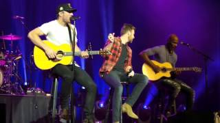 Sam Hunt and Charles Kelley Cover '90s Country Music at the Ryman // Country Outfitter