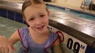 Escape the Lifeguard in a Hotel!!!