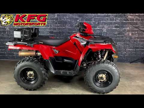 2020 Polaris Sportsman 570 in Auburn, Washington - Video 1