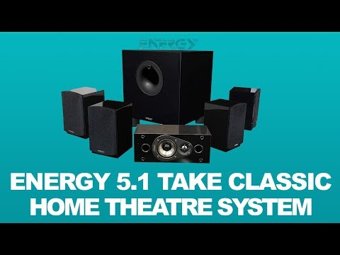 Part 1: Energy Take Classic 5.1 Speakers