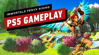 Immortals Fenyx Rising - PS5 Gameplay