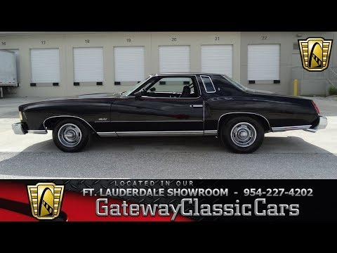 Video of '75 Monte Carlo - LRTD