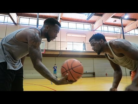 BIGGEST CHOKE EVER! 1 VS 1 Basketball BESTFRIENDS Challenge! Who Wins?