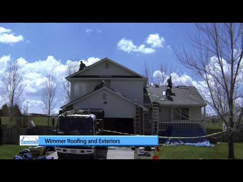 This is a time-lapse of a standard asphalt roof replacement completed by Wimmer Roofing and Exteriors. This job was completed in one day.