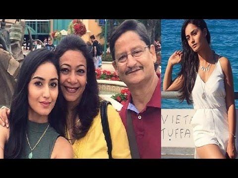 Tridha Choudhury Family | त्रिधा चौधुरी की परिबार | Actress Tridha Choudhury with her Real Family