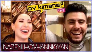 Grig Gevorgyan - Ov kimana Live #13 - Nazeni Hovhannisyan