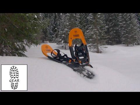 """Schneeschuh """"Flex Alp"""" von Tubbs"""
