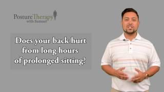 Prolonged Sitting Program: E-Sport Professionals