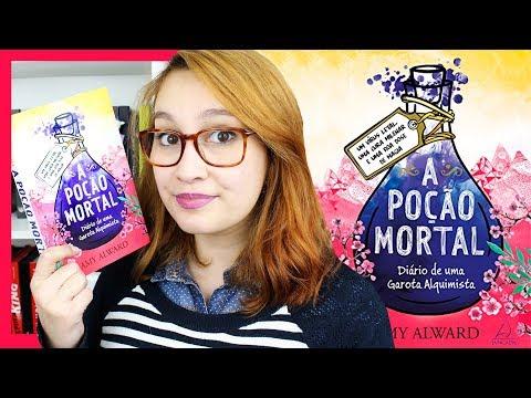A Poção Mortal (Amy Alward) | Resenhando Sonhos