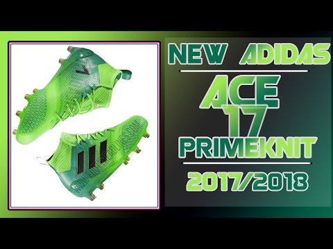 PES 2013 New Boots Adidas Ace 17+Primeknit TurboCharge 2017/2018 by DaViDBrAz