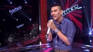 สงกรานต์ รังสรรค์ - เจ้าตาก - Full Blind Audition - The Voice Thailand 2013