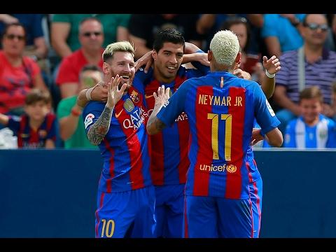 El FC BARCELONA fortalece su defensa | ¿Quién es el jugador más rápido? | FC BARCELONA vs LEGANÉS