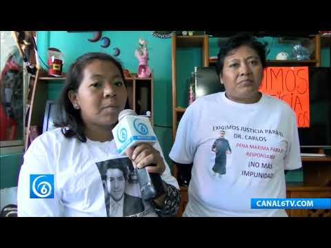 Familiares del Dr. Carlos Cruz, asesinado hace 8 meses en La Raza, exigen justicia