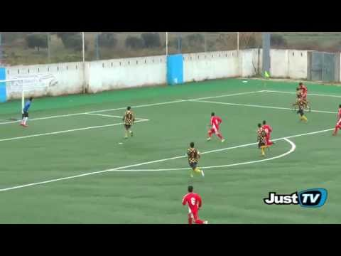 Preview video Juniores: GINOSA-CRISPIANO 4-1 Riprende a correre la Juniores con un convincente poker al Crispiano