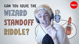 Can xQc Solve The Wizard Standoff Problem? | xQcOW