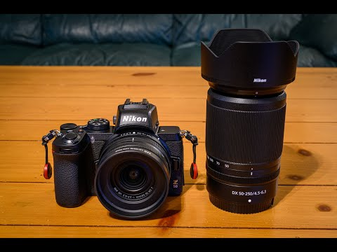 External Review Video Y2oulg7-xF4 for Nikon NIKKOR Z DX 50-250mm f/4.5-6.3 VR Lens
