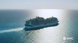 MSC Meraviglia: Schiffsrundgang