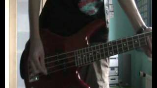 Fenix Tx - Flight 601 (All I've Got is Time) Bass Cover