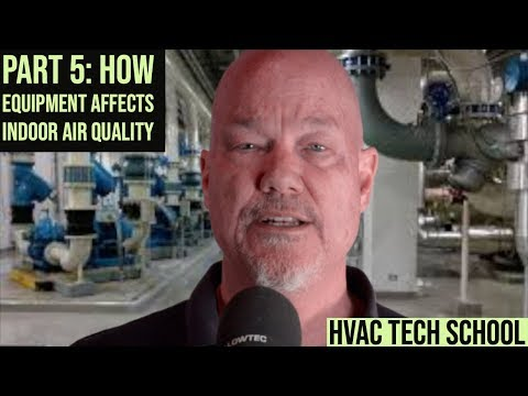 HVAC Tech School: Part 5 Indoor Air Quality Training - YouTube