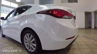 Hyundai Elantra L 2017 youtube video