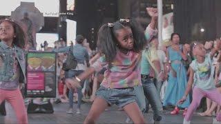 5-Year-Old Is A Fierce Dancer | ABC News