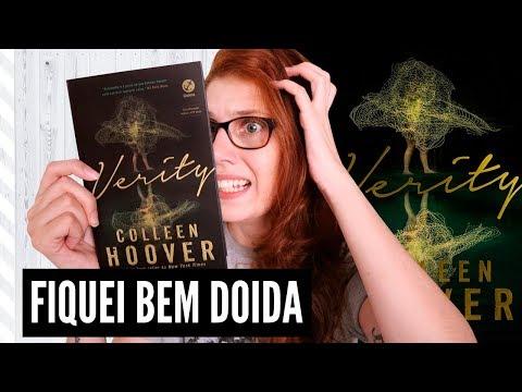 VERITY (Colleen Hoover) | THRILLER, PARANOIA e SURTO ?