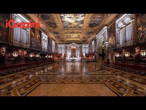Lighting revives Tintoretto's art - Scuola Grande di S. Rocco, Venice thumbnail