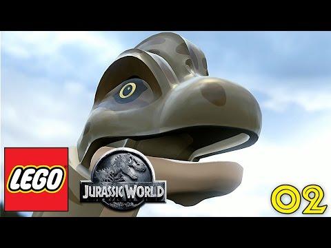 Gameplay de LEGO Jurassic World