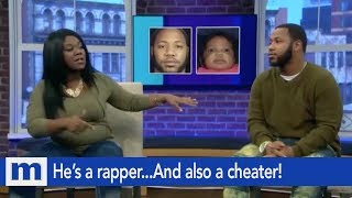 He's A Rapper...And Also A Cheater! | The Maury Show