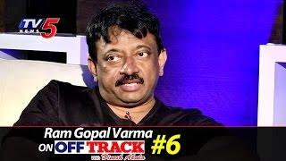 Maverick Film Maker Ram Gopal Varma Gutsy Interview  OffTrack6  Telugu News  TV5 News