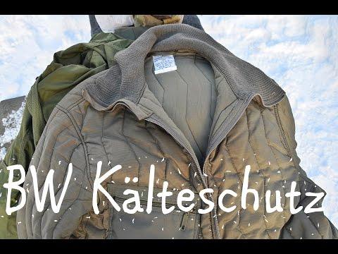 BW Kälteschutz-Jacke | Outdoor AusrüstungTV