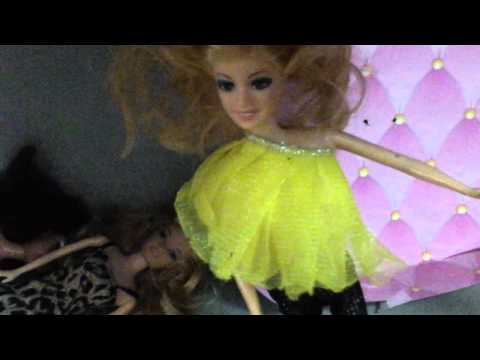 Doll video: The fashion show part one