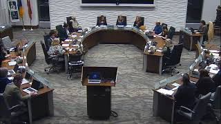 Watch Board Meeting Dec 2nd 2019 on Youtube.