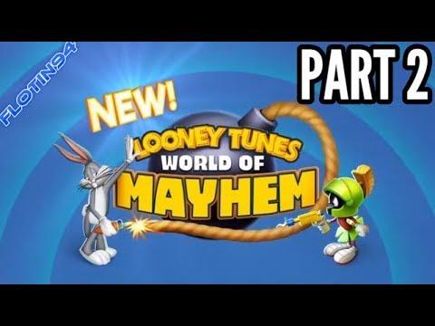Looney Tunes World of Mayhem #2 | FOREST CHAPTER 1