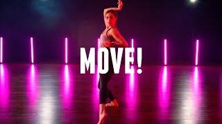 Move! By NIKI   Erica Klein Choreography