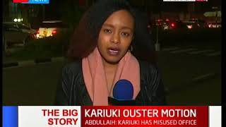 MP's fault CS Sicily Kariuki over KNH CEO Koro's suspension: The Big Story