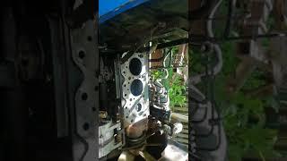 ремонт гбц трактора Джинма 240