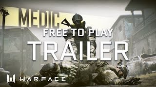 Warface - Trailer - Classes Introduction