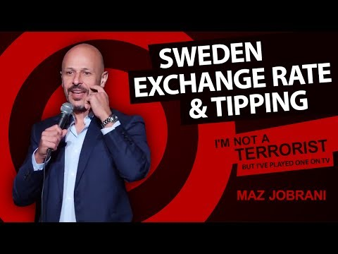 """Sweden Exchange Rate & Tipping"" 