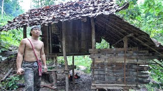 ทำอาหาร บนที่พักส่วนตัว ในป่า - dooclip.me