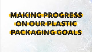 Unilever | Making progress on our plastic packaging goals